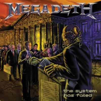 MEGADETH - The system has failed-digipack-reedice 2019
