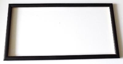 PĚKNÝ NOVÝ RÁM - vnitřní rozměr 21 x 42 cm č.221