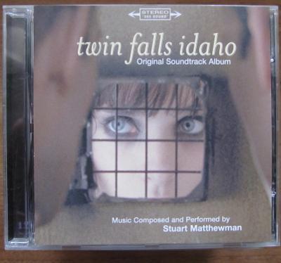 Stuart Matthewman - Twin Falls Idaho ( Original Soundtrack Album)