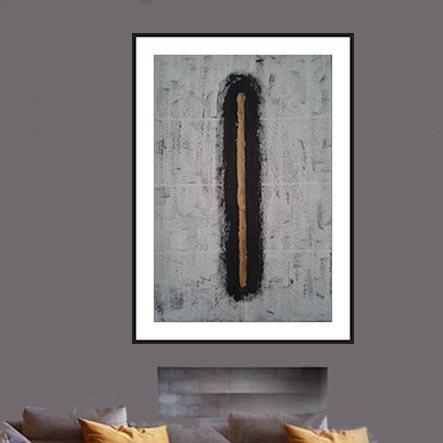 Znamení, 70 x 50 cm, akryl na kartonu - Umění