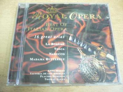 CD Best Of Italian Opera - 16 great arias