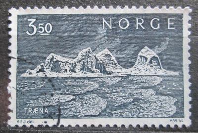 Norsko 1969 Ostrov Traena Mi# 587 0477