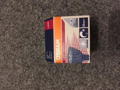 LED žárovka Osram 230lm 5w GU 5.3