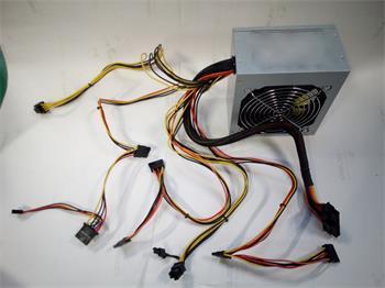 Nový zdroj 450W -NONAME 6+2pin PCIE GK - 4x SATA konektor  záruka