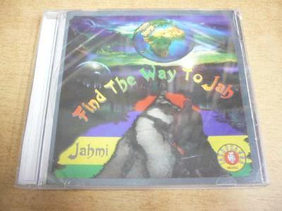 CD JAHMI / Find The Way To Jah