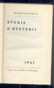 S.FREUD - STUDIE O HYSTERII