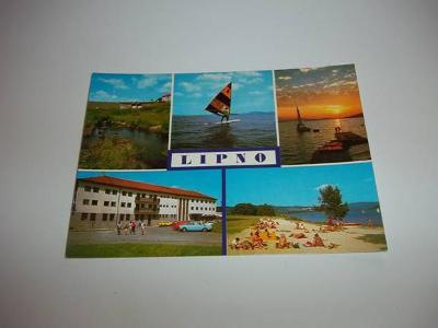 Lipno - Janišov - Černá v Pošumaví (B78)