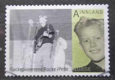 Norsko 2009 Rocke Pelle, zpěvák Mi# 1696 0526