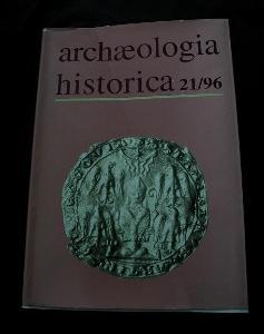 Archaeologica historica 21/96
