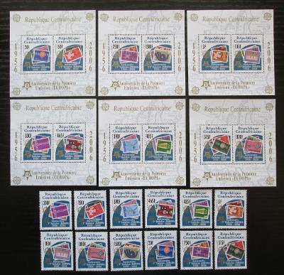SAR 2005 Evropa CEPT Mi# 2913-24,Block 678-83 Kat 71€ 1655