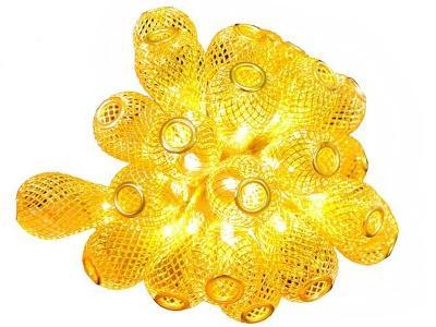 26 LED světla dešťové kapky + dárek!!