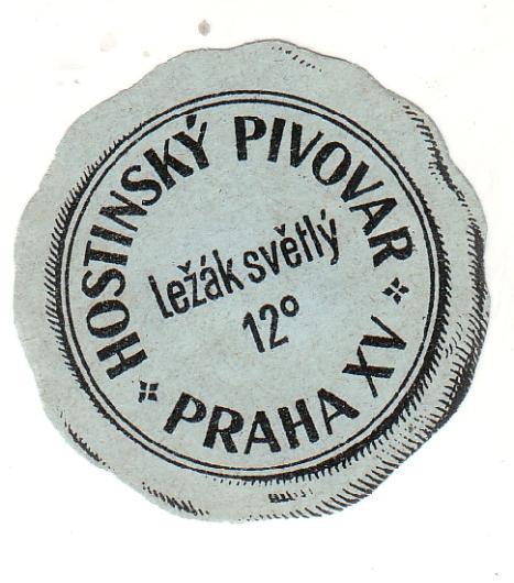 T 12a - Hostinský pivovar Praha XV - Nápojový průmysl