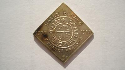 ČNS Hradec Králové 1978 - K 10 výročí nálezu mincí v roce 1977 stříbro
