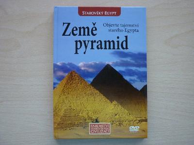 DVD - ZEMĚ PYRAMID