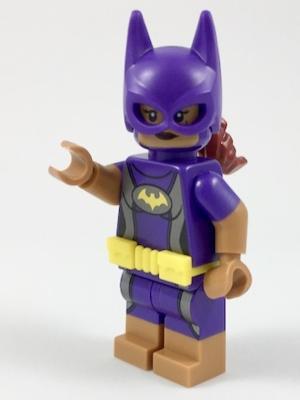 LEGO figurka sběratelská batman movie Batgirl
