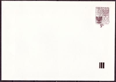 POF. COB 5 - BEZ PŘÍTISKU, PŘÍTISK P1 HAFNIA, P2 SINDELFINGEN (T7063)