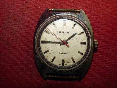 Velké Prim, masivní model, funkční stav, fakt pěkné! Průměr=cca 3,3 cm