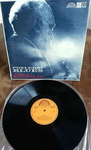 LP Albert Nicholas – Poslední Blues EX+/VG+