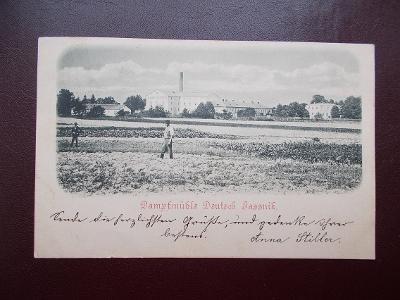 Nový Jičín Suchdol  Odry Odrau Sudety Jeseník nad Odrou Jassnik 1899 !
