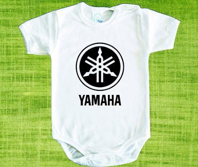 YAMAHA - dupačky s plenou vel. 3,6,9,12 měs