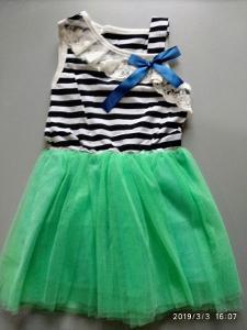 Nové! Dívčí šaty vel. 104