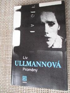 Ullmannová Liv - Proměny (1. vydání)