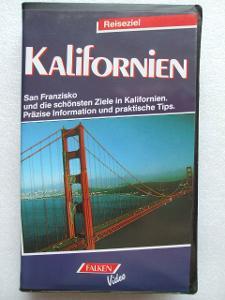 VHS - Kalifornie