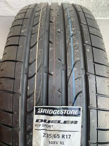 nové 2ks 235.65.17 Bridgestone Dueler HP Sport 108V XL za 3800kč