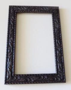 PĚKNÝ NOVÝ RÁM - vnitřní rozměr 15 x 25 cm  č.37