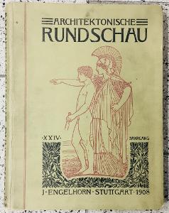 Secese - architektonicky casopis 1908