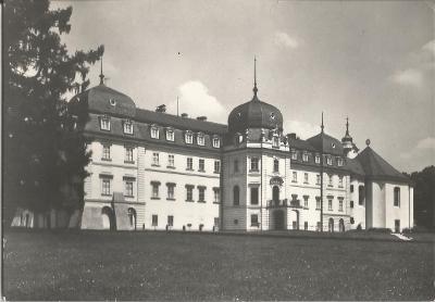 LÁNY - zámek - Kladno