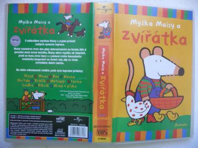 Myška Maisy a zvířátka - 1999