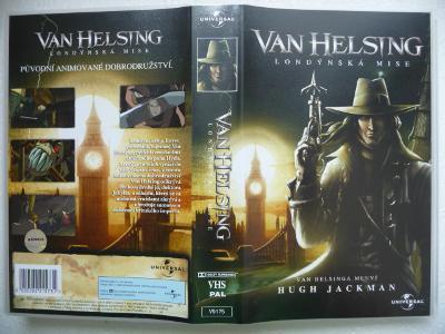 Van Helsing - Londýnská mise - USA 2004