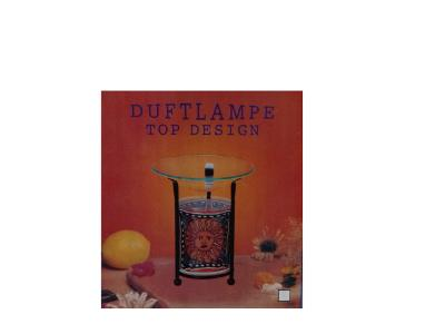 Aroma lampa svícen Topline Top Design 14 cm