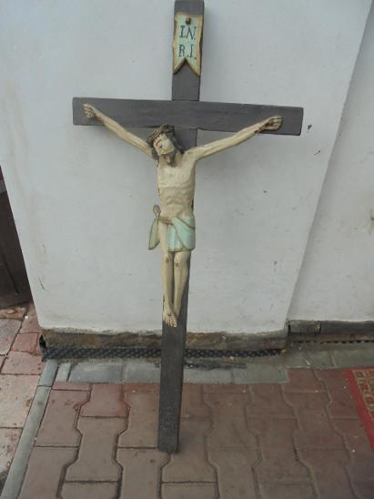 Starožitný velký kříž  - Starožitnosti