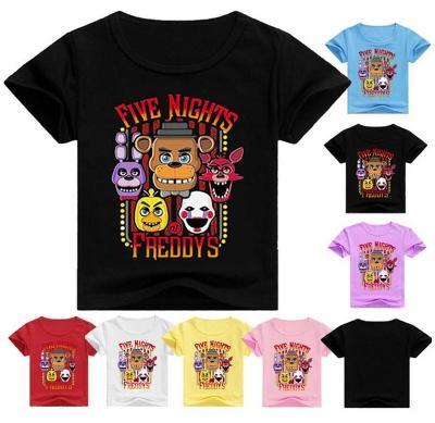Five Nights At Freddy's  - dětské tričko FNAF, různé velikosti