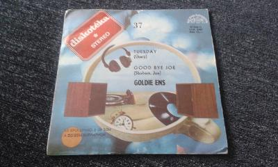 SP GOLDIE ENS - TUESDAY + GOOD BYE JOE 1978
