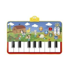 Hrací podložka piano Carousel