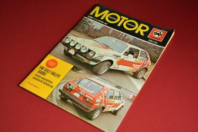 časopis - MOTOR 1982/14