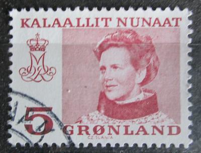 Grónsko 1978 Královna Markéta II. Mi# 106 0589