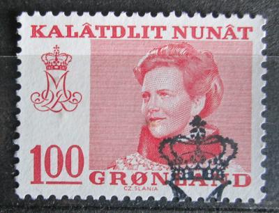 Grónsko 1977 Královna Markéta II. Mi# 101 0589