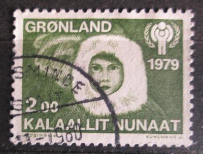 Grónsko 1979 Mezinárodní rok dětí Mi# 118 0590