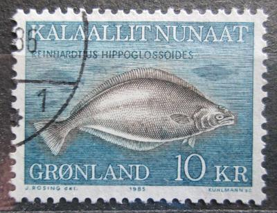 Grónsko 1985 Platýs Mi# 162 0592