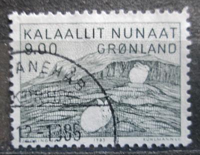 Grónsko 1985 Umění, Gerhard Kleist Mi# 161 0592