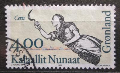 Grónsko 1994 Ceres Mi# 252 0593