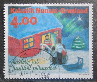 Grónsko 1994 Vánoce Mi# 254 0594