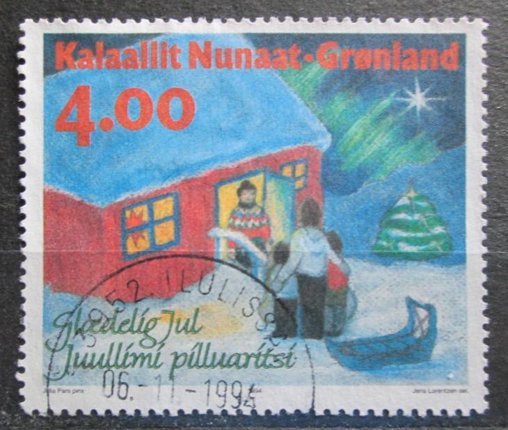 Grónsko 1994 Vánoce Mi# 254 0594 - Filatelie