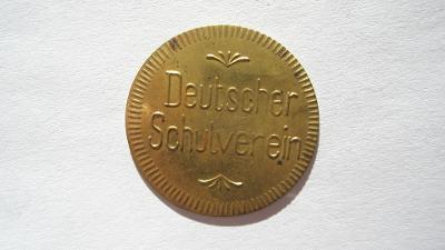 Deutscher Schulverein známka