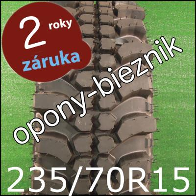 NOVE CELOROCNI PNEU 235/70R15  4 x 4 , SIMEX  !!!!