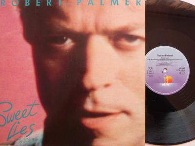 ROBERT PALMER Sweet Lies Picture Soundtrack / Want You More + Riptide